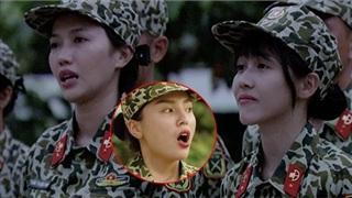 'Sao nhập ngũ' trailer tập 7: Hậu Hoàng đối đầu Diệu Nhi, Kỳ Duyên hét thảm giữa đêm