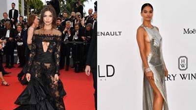 Trang phục hở bạo - 'đặc sản' không thể thiếu tạisự kiện LHP Cannes mỗi năm
