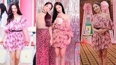 Jennie thắng thế trước hai mỹ nhân Joy và Park Min Young khi cùng diện chiếc đầm trăm triệu nhờ đôi chân cực phẩm?