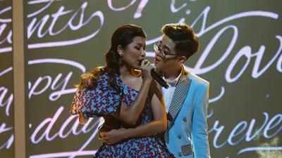 'Trời sinh một cặp': Thu Phương 'trách' Đồng Ánh Quỳnh vì chưa đủ nồng nàn khi hát với Bùi Anh Tuấn