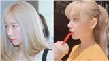 Không còn nghi ngờ gì nữa, sau hồng thì màu tóc 'hot hit' này cũng đượcđông đảo sao nữ Kpop mê mẩn không kém