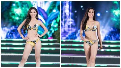 Loạt ảnh bikini 'nóng bỏng mắt' củaTop 25 Miss World Vietnam 2019 khiến khán giả không khỏi trầm trồ