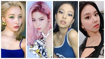 Không còn mê trang điểm 'sương sương', loạt nữ Idol Kpop 'nổi loạn' với phong cách eye makeup chói lóa