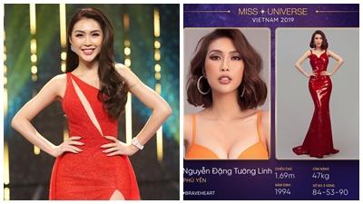 Tường Linh - Học trò cũ Hoàng Thùy nối gót 'sư phụ' tham gia Hoa hậu Hoàn vũ Việt Nam 2019