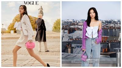 Nhìn ảnh tạp chí mới của Jennie (Black Pink) làm netizen cứ tiếc 'hùi hụi', tham dự Paris Fashion Week mà diện thế này thì xinh phải biết!