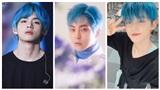'Chơi' màu nhuộm tóc xanh khó nhằn nhưng các nam Idols này vẫn 'đốn tim' fans vì quá đẹp