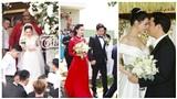 Đám cưới của loạt sao Việt có dàn vệ sĩ 'đông như quân Nguyên', khó lòng chụp được ảnh cô dâu chú rể
