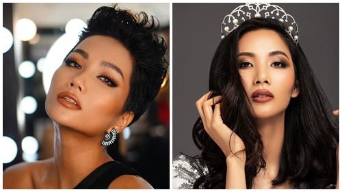 Nhiều điểm chung với H'Hen Niê, liệu Hoàng Thùy có đủ tầm 'rinh giải' tại Miss Universe 2019?