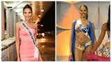 Bán kết Miss Universe 2019: Hoàng Thùy hô to hai tiếng 'Việt Nam', tự tin catwalkđầy điêu luyện giữa dàn thí sinh 'vồ ếch' trên sân khấu
