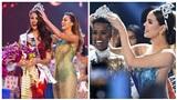 Phát hiện thú vị: Nam Phi với Philippines cứ 'thay phiên' giành vương miện Miss Universe