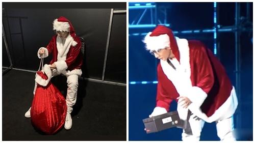'Ông già Noel cute nhất mọi thời đại' gọi tên Sơn Tùng, cứ dễ thương thế này bảo sao fan không 'chết mê chết mệt'