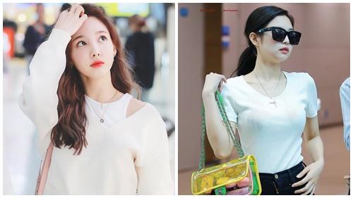 Nayeon và Jennie: Là bạn thân nên hợp ý nhau trong cả thời trang hay người này cố ý bắt chước người kia?
