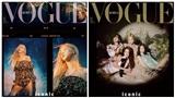 Black Pink xuất hiện trên bìa tạp chí Vogue Hàn Quốc: 4 'nàng thơ' của các nhà mốt xa xỉ, Rosé chiếm spotlight với thần thái cực đỉnh