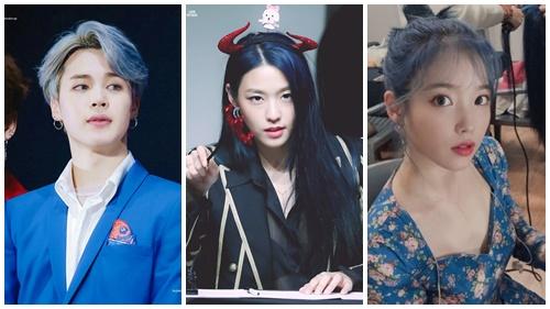 Idols nhiệt tình 'lăng xê' màu sắc năm 2020: IU xinh như công chúa nhưng vẫn chưa được khen ngợi bằng nhân vật này!