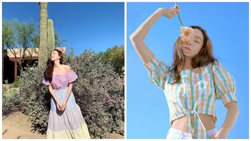 Jessica và những cách mix đồ mùa hè 'xinh như mộng' sẽ không làm hội bạn gái thất vọng