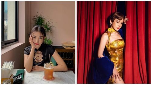 Hội chị em 'vũ trụ hotgirl Hà Thành' của Chi Pu liên tục 'lăng xê' kiểu váy cổ điển, báo hiệu cho một xu hướng mới?