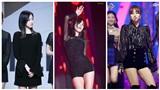 10 lần Mina (Twice) xứng danh 'thiên nga đen' với outfit vừa thanh lịch nhưng vẫn không kém phần quyến rũ