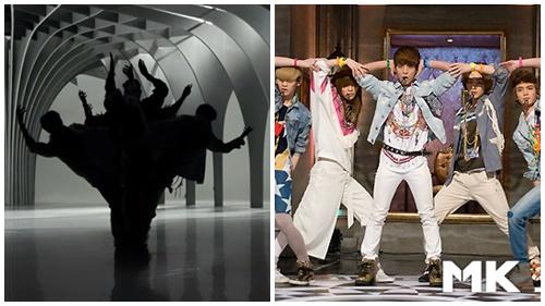 Netizen chọn ra vũ đạo hay nhất của các nhóm nhạc SM: SNSD chỉ đá chân đã gây sốt, 'cây EXO' cực đẹp mắt