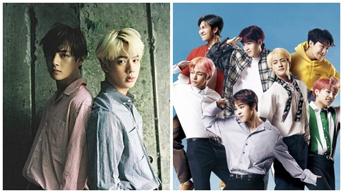 Jin và V tranh cãi nảy lửa ngay khi bắt đầu concert nhưng cách giải quyết mâu thuẫn khiến netizen 'ngả mũ', xứng tầm nhóm nhạc toàn cầu