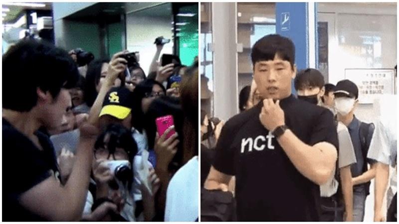 Loạt khoảnh khắc quản lý Idol Kpop gây tranh cãi: Làm đúng trách nhiệm hay đang dùng vũ lực để khống chế?