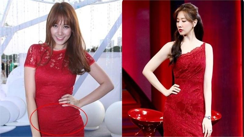 Giảm cân thành công, Hari Won giờ có thể 'xử đẹp' những kiểu đầm từng khiến cô lộ bụng mỡ