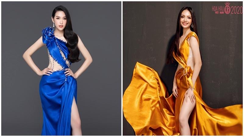 Dàn thí sinh 'nặng ký' của Hoa hậu Việt Nam 2020 khoe sắc với váy dạ hội