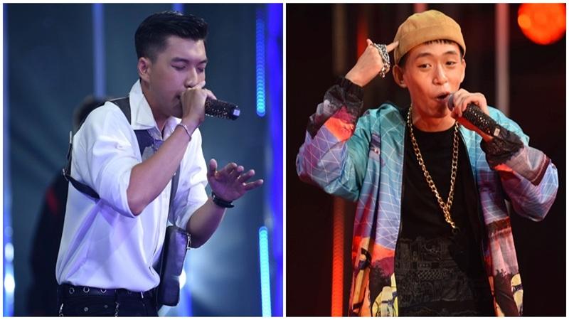 King of Rap tập 5: Hieuthuhai 'cực nhiệt', D Blue, Nhật Hoàng bị loại?