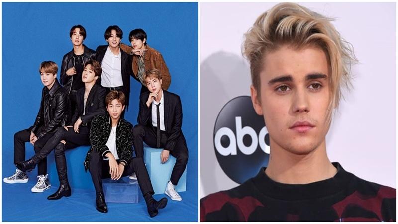 'Thả thính' trên Twitter chưa đủ, Justin Bieber còn 'thuộc làu'thành tích Dynamite của BTS, ngày hợp tác đã đến gần?