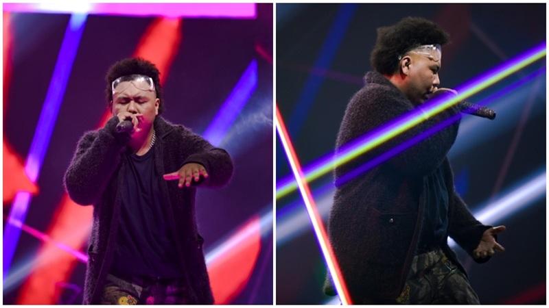 Vsoul khiến các giám khảo hoàn toàn 'đổ gục' khi tái hiện bản hit 'Đôi mắt' của cố ca sĩ Wanbi Tuấn Anh