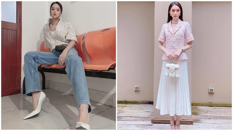 'Bóc giá' loạt outfit của Hoa hậu Hương Giang: Toàn chi hàng trăm triệu, có set lên đến 1,5 tỷ đồng