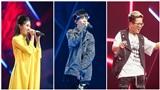 King of Rap tập 7: Pháo - RichChoi nắm tay vào top 20, Mfree - VY Jacko 'quậy tưng bừng'trên sân khấu