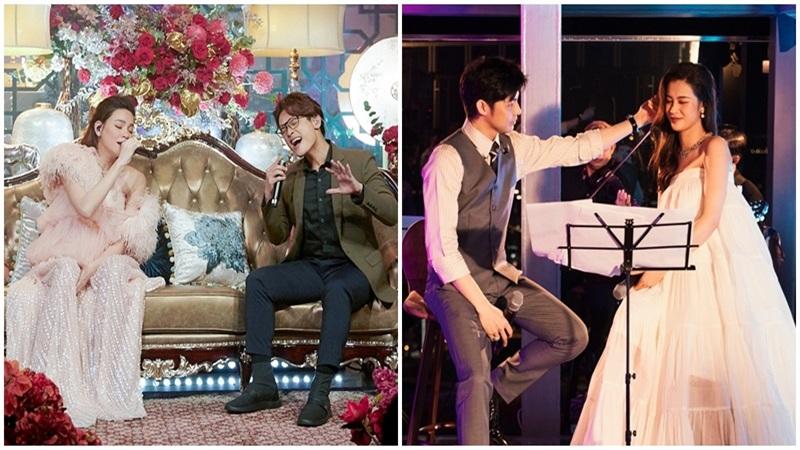 Loạt nữ ca sĩ Việt sắp 'vỡ chum' vẫn rất yêu nghề: Đông Nhi 'quẩy' cực sung, Hồ Ngọc Hà khoe giọng ngọt lịm