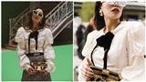Nữ fashionista là đại diện Việt Nam duy nhất tham dự Paris Fashion Week diện 'cây đồ' tiền tỷ giữa trời Tây