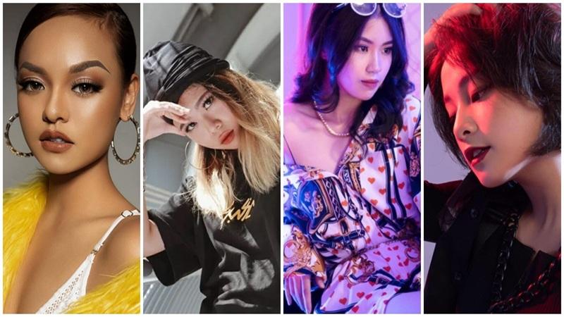 4 nữ rapper được dự đoán sẽ trở thành 'truyền nhân' của Suboi