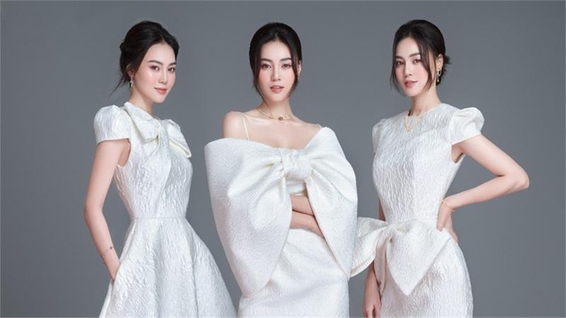 Ninh Dương Lan Ngọc chính thức trở thành 'nàng thơ' của NTK Đỗ Mạnh Cường