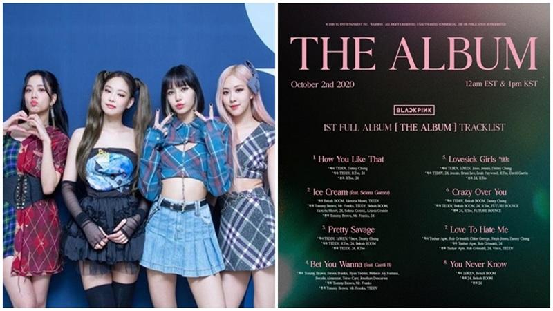 Trong khi netizen chê YG đặt tên album BlackPink quá 'phèn'thì đây là câu trả lời của các cô gái!