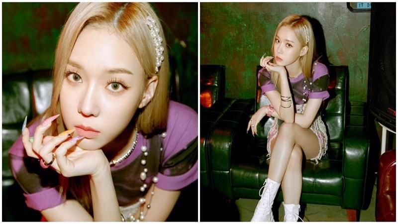 SM tung ảnh concept 'cô bé mùa đông'của aespa, netizen xuýt xoa với sự xinh đẹp này!