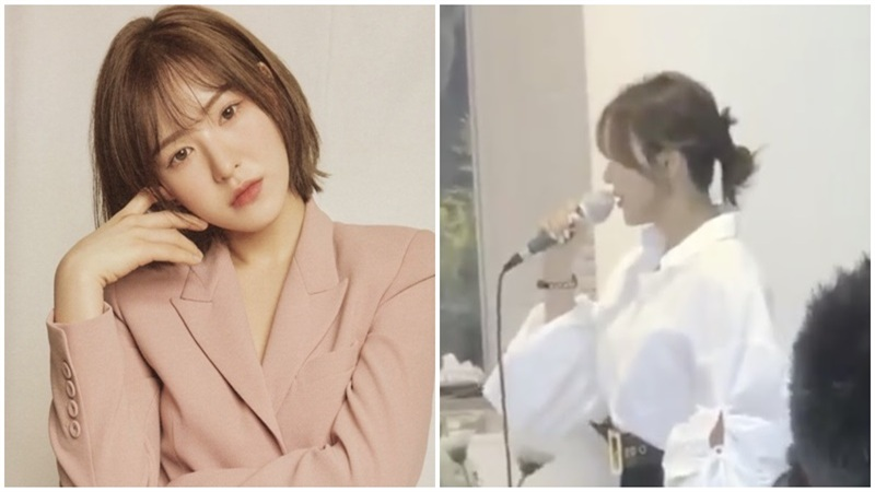Netizen 'vỡ òa cảm xúc' khi Wendy tái xuất và cất giọng sau chấn thương nghiêm trọng