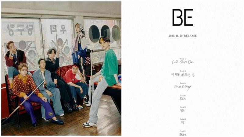 BTS 'thả xích' tracklist album mới, fans liên tục đoán độ dài MV