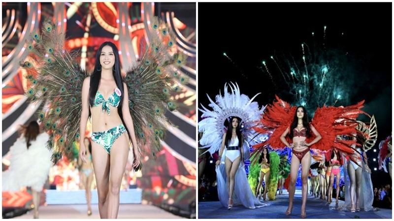 Top 5 Người đẹp biển Hoa hậu Việt Nam 2020: Toàn body 'bốc lửa' so kè Top 3 Hoa - Á hậu đương nhiệm