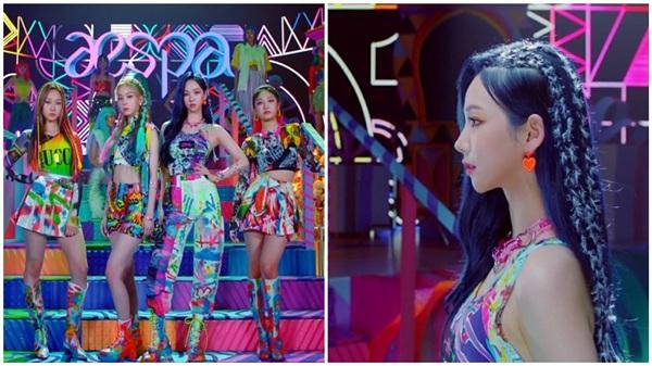 Sân khấu debut nhóm nữ mới SM: Thật giả lẫn lộn, vẫn là 'Karina và những người bạn'?