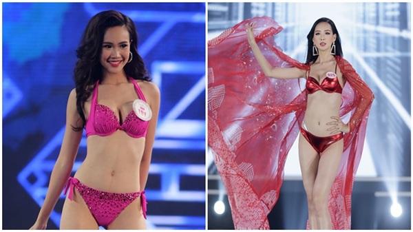 Trang phục Bikini tại các cuộc thi Hoa hậu dạo gần đây: Không bị chê 'diêm dúa' thì cũng suýt làm thí sinh 'lộ hàng'