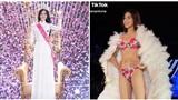 'Lật lại' video dân mạng 'quay cận' đôi chân 1,1 mét của Tân Hoa hậu Đỗ Thị Hà, liệu có thần thánh như lời đồn?
