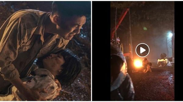 Hiền Hồ tiết lộ hậu trường quay 'Gặp nhưng không ở lại': Mưa tầm tã, sốt li bì, MV 'lao thẳng' lên Top 1 Trending
