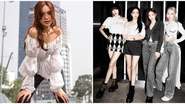 Ninh Dương Lan Ngọc được khen ngợi style 'xịn', nhìn sơ qua thấy hao hao Jennie, Rosé (BlackPink)