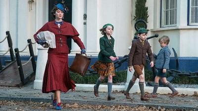 'Mary Poppins trở lại': Sau tất cả, gia đình vẫn sẽ luôn ở bên ta