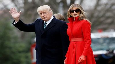 Đề cử Mâm xôi vàng gọi tên vợ chồng Tổng thống Mỹ Donald Trump