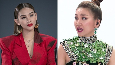 Lần đầu tiên Võ Hoàng Yến lên tiếng về tin đồn rạn nứt tình cảm với Thanh Hằng sau The Face
