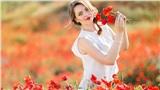 Top 4 con giáp nữ vừa xinh đẹp lại duyên dáng khéo léo, hoa đào ngập đường tình duyên
