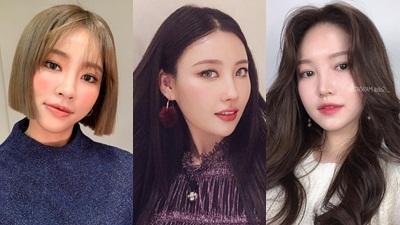 3 kiểu tóc 'cũ mà mới' đang được con gái Hàn 'cưng' nhất đầu năm 2019